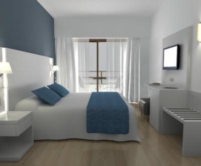 Habitación SmartLine Anba Romani