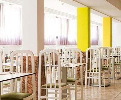 restaurante SmartLine Anba Romani